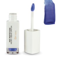 Hot Matte Kiss - Ruj Lichid Mat - Dreammy blue