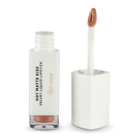 Hot Matte Kiss - Ruj Lichid Mat - Naked