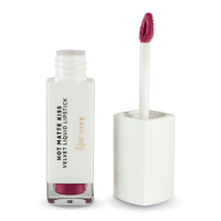 Hot Matte Kiss - Ruj Lichid Mat - Romantic