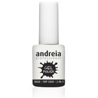 Base coat 2in1 pentru oja semipermanenta, 10,5 ml